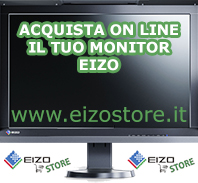 Acquista Monitor EIZO online